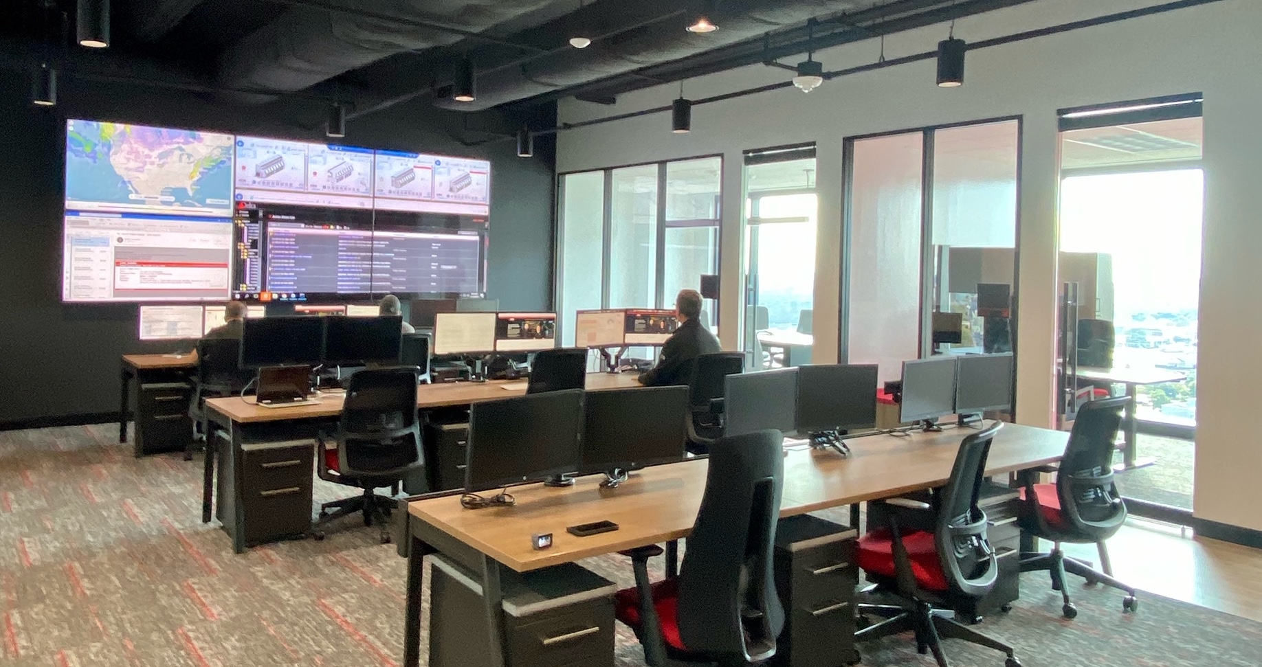 BCS Occupies New Corporate HQ and Tactical Operations Center in Addison, Texas